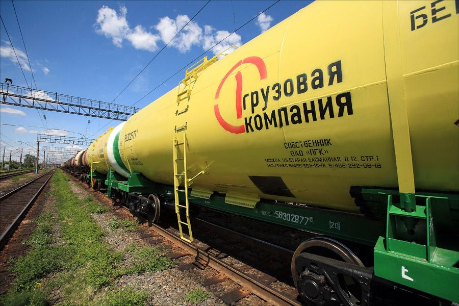 Новосибирский филиал АО «Первая грузовая компания» увеличил обработку цистерн под нефтеналивные грузы