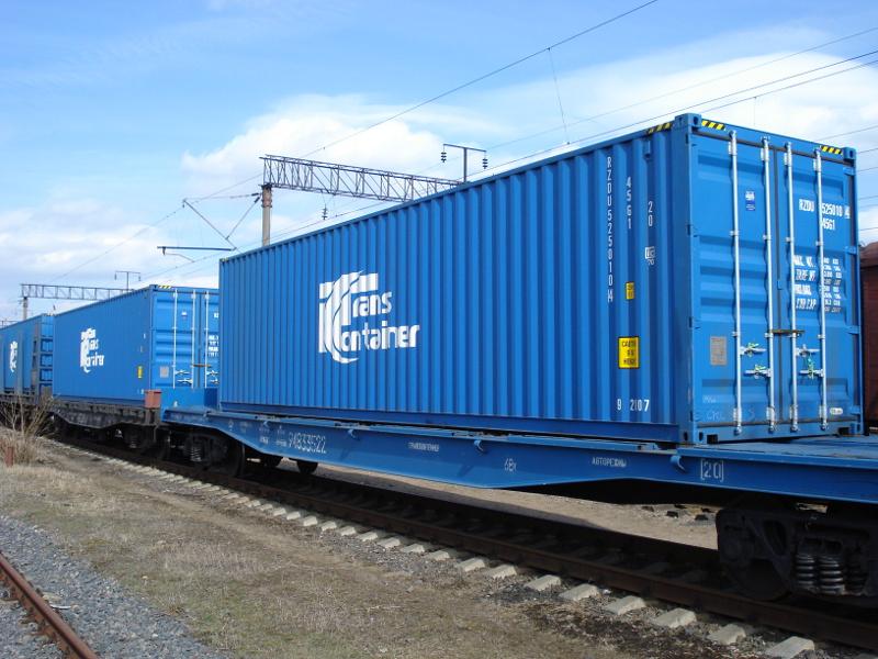 Transcontainer, south korean logistics operator hanaro tns (htns) and the european logistics service