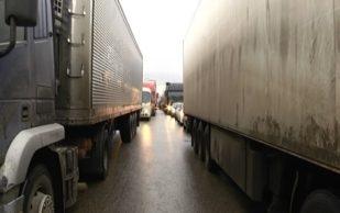 Временные ограничения движения большегрузов на автомобильных дорогах Самарской области 2018г