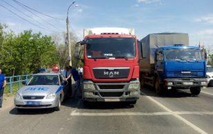 Запрет на движение грузовиков в Самаре на время проведения ЧМ по футболу. Где планируют расположить КПП