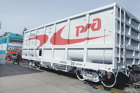 РЖД начинает опытную эксплуатацию грузовых вагонов