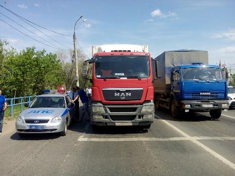 запрет грузовики самара