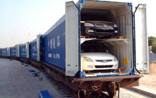 Разрешена перевозка автомобилей в контейнерах по сети РЖД