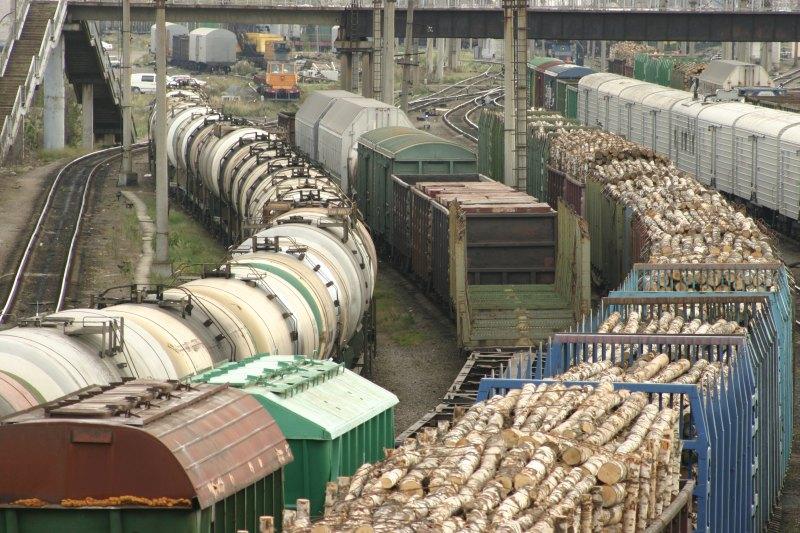 Обзор рынка железнодорожных услуг 2018